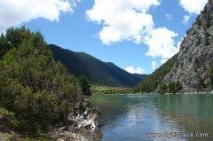 帕巴拉神湖
