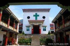 盐井天主教堂